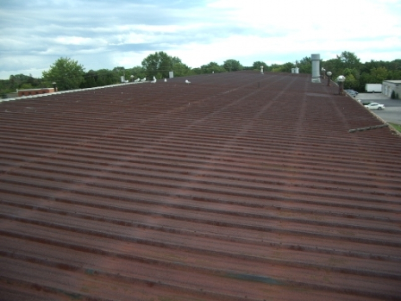 Commercial Industrial Flat Roofers