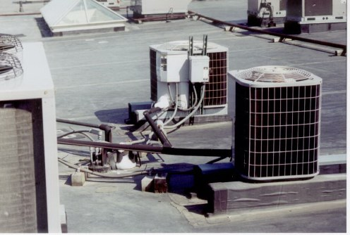 Roof Top HVACs Conceal Problems