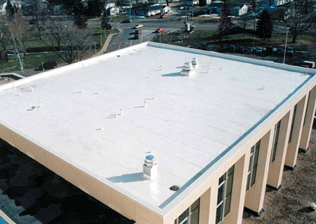 Rubber Roof Flat Roofers