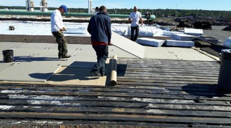 Roofing Contractors Flat Roofers