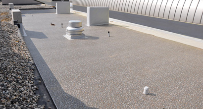 Duro Last Rock Ply Flat Roofers